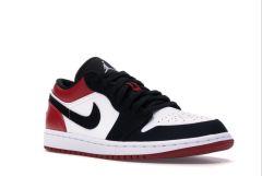 """Nike Air Jordan 1 Low """"Black Toe"""""""