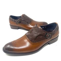 Men's Rossi Formal Lace Up Shoe Brown
