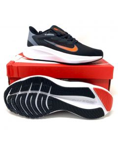"Nike Zoom Winflo 7 ""Black White Orange"""