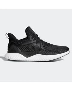"""Adidas AlphaBounce Sneakers """"Black White"""""""
