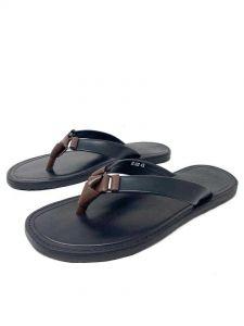 Men's Rossi Classic Slippers Black