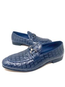 Loriblu Men's Loafers Blue