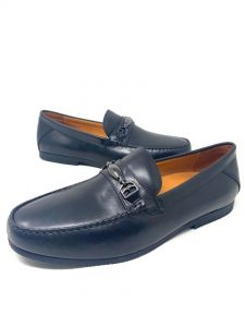 Men's Bally Loafers Black