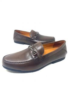 Men's Bally Loafers Brown