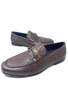Bally Horsebit Loafers Brown