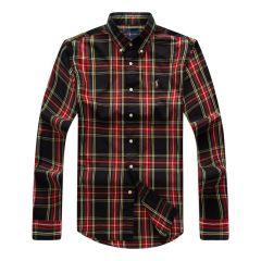 Polo Ralph Lauren Checkered Long Sleeve Shirt 0018