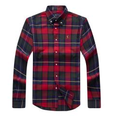 Polo Ralph Lauren Checkered Long Sleeve Shirt 0023