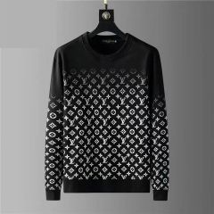 Louis Vuitton Classic Sweatshirt Black