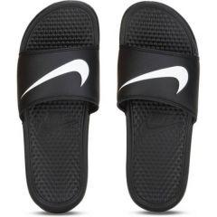 Nike Mens Benassi JDI Slide Sandal Black