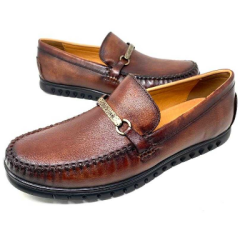 Roberto Cavalli Loafers Brown