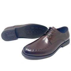 Clark Men's Lace Up Shoe Brown