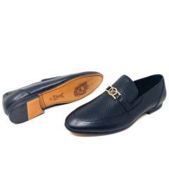 Louis Vuitton Horsebit Loafers Black