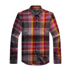 Polo Ralph Lauren Checkered Long Sleeve Shirt 0021