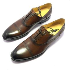 Men's Sergio Rossi Corporate Shoe Brown