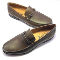 Men's Sergio Rossi Corporate Shoe Brown