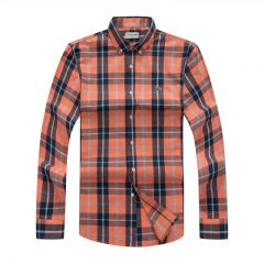 Polo Ralph Lauren Checkered Long Sleeve Shirt 007