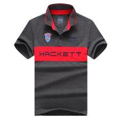 Hackett Polo Shirt Gray
