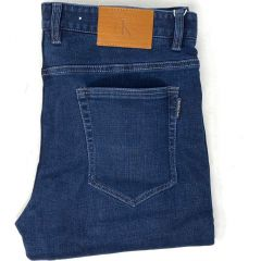 Calvin Klein Straight Cut Jeans Blue
