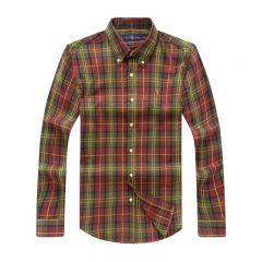 Gant Checkered Long Sleeve Shirt 006