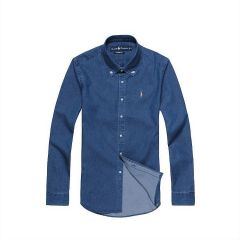 Polo Ralph Lauren Checkered Long Sleeve Shirt 012