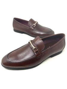 Salvatore Ferragamo Loafers Derby Shoe Brown