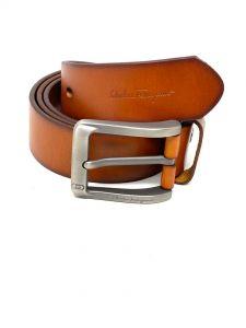 Salvatore Ferragamo Classic Belt Brown