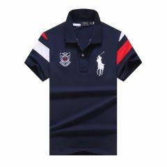 Lacoste Plain Polo Shirt Black