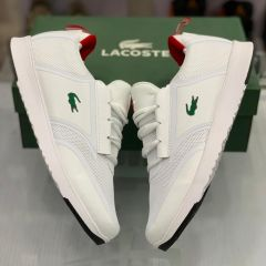 "Lacoste Casual Sneakers ""White"""