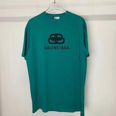 Balenciaga Classic T-Shirt Green