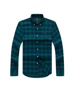 Polo Ralph Lauren Checkered Long Sleeve Shirt 0007