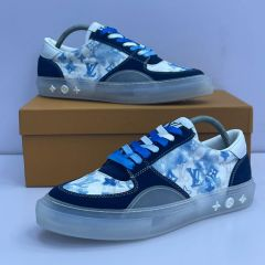 Louis Vuitton Jelly Blue Sneakers