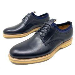 Oggi Lace Up Leather Shoe