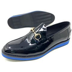 Versace Classic Men's Loafers Black
