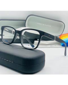 "Tommy Hilfiger Glasses ""Black Gray"""