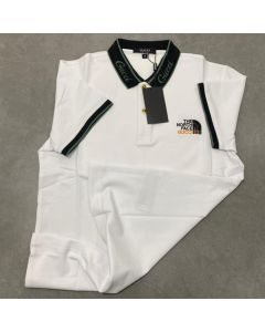 """Gucci x The North Face Polo Shirt """"White"""""""