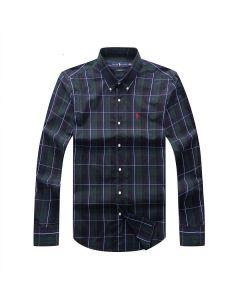 Polo Ralph Lauren Checkered Long Sleeve Shirt 0019