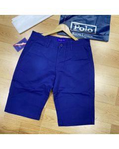 Ralph Lauren Straight Cut Chinos Trouser Navy Blue