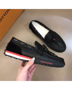 Burberry Black Ramsey Low Sneakers Black