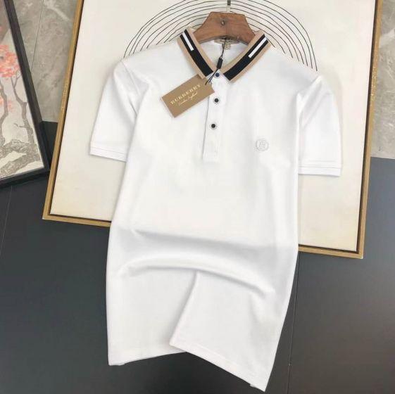 "Burberry Classic Plain Polo ""White"""